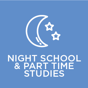 Night school and part time studies at Blyth Academy Ottawa